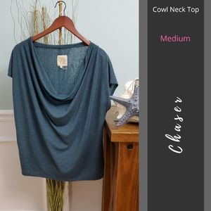 Chaser | Cowl Neck Top